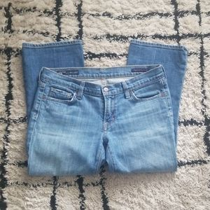 Citizens of Humanity Kelly Stretch Cropped size 29